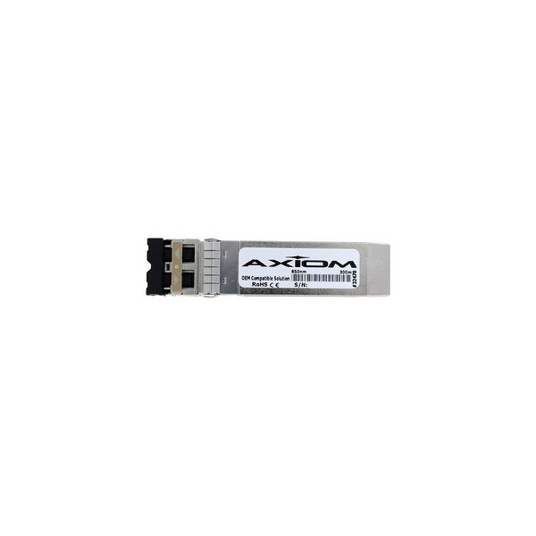 Axion 10303-AX Axiom 10303-AX SFP+ Module - For Optical Network, Data Networking - 1 x 10GBase-LRM - Optical Fiber - 1.25 GB/s