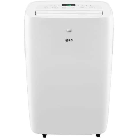 LG 6,000 BTU Portable Air Conditioner (8, 000 BTU ASHRAE) - White