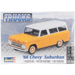 Plastic Model Kit-66 Chevy(R) Suburban