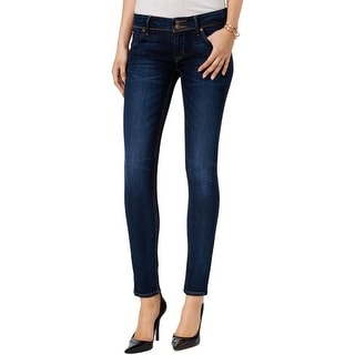 Hudson Womens Skinny Jeans Skinny Stretch
