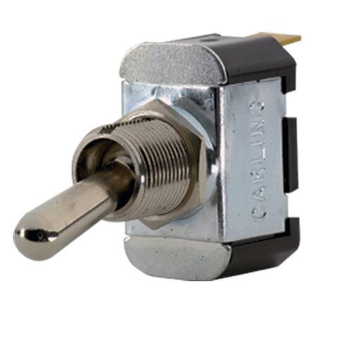 Paneltronics switch spst metal bat handle on/off toggle