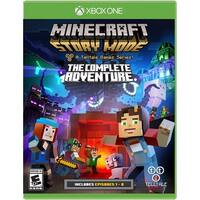 Minecraft Story Mode The Complete Adventure - Xbox One