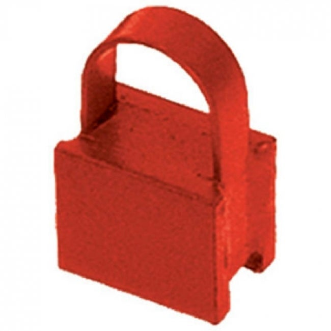 Master Magnetics 07212 Powerful Handle Magnet, 1 x 0.75 x 2