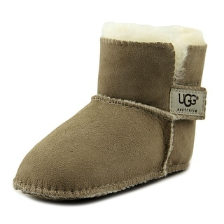Ugg Australia I Erin Infant Round Toe Suede Nude Winter Boot