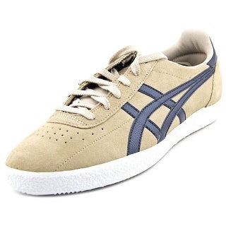 Onitsuka Tiger by Asics Vickka Moscow Men Round Toe Suede Tan Sneakers
