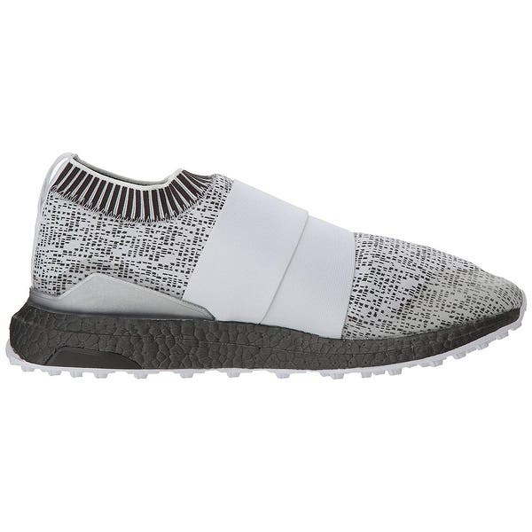Addolcire jogger Architettura  Shop Adidas Mens 2018 Crossknit 2.0 Fabric Low Top Slip On Golf Shoes -  Overstock - 26030018 - Noble Ink/Noble Indigo/Ftwr White - 11