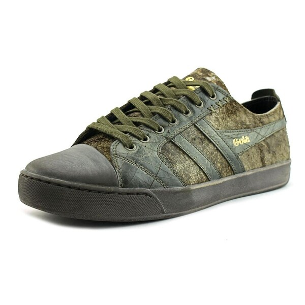 Gola Trip Men Khaki Dist. Skateboarding Shoes