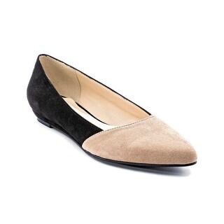 Andrew Geller Ruzena Women's Flats & Oxfords Black/Toast