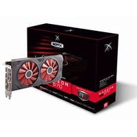 XFX RX‑570P8DFD6 Radeon RX 570 8GB GDDR5 Graphics card