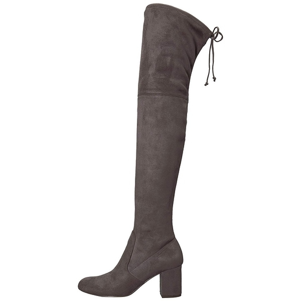 58fe5e86f3cb0 Charles by Charles David Womens owen Almond Toe Over Knee Fashion Boots
