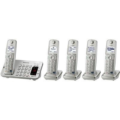 Panasonic Consumer - Kx-Tge275s - L2c Dk Talkng Txt Adv Tad 5Hs