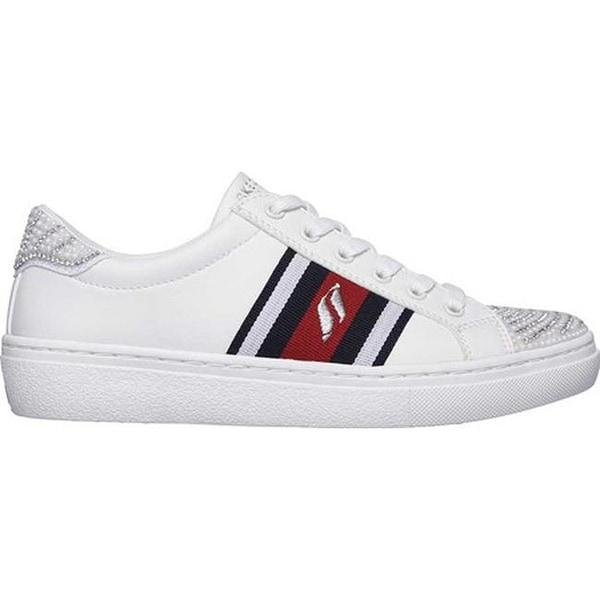 Goldie Fly Girl Sneaker White