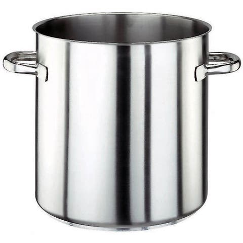 Paderno Stainless Steel 103.5 Quart Stock Pot