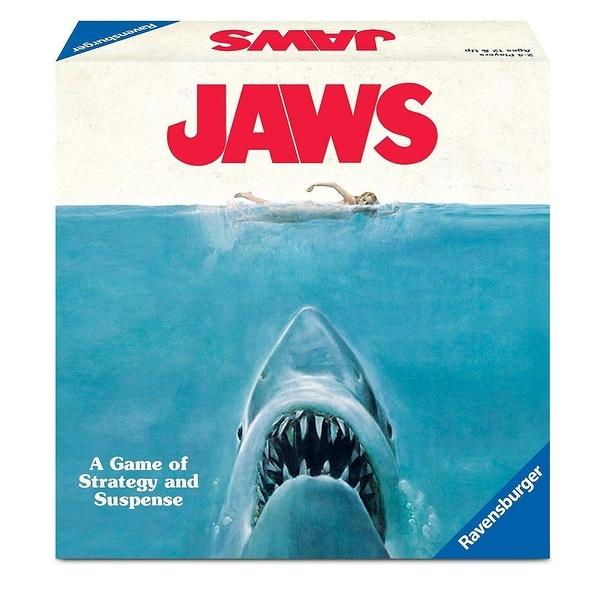 Jaws Board Game - Multi
