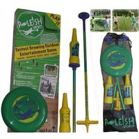 Poleish Sports 616-GAME Poleish Sports Standard Game Set with Soft Surface Spike Included