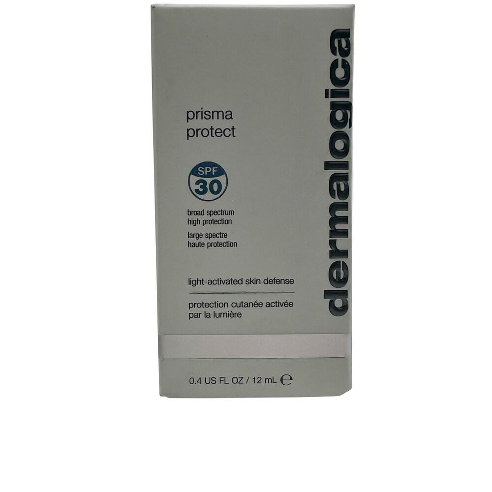 Dermalogica Prisma Protect SPF 30 Light Activated Skin Defense 0.4 OZ (White - Facial Sunscreen)