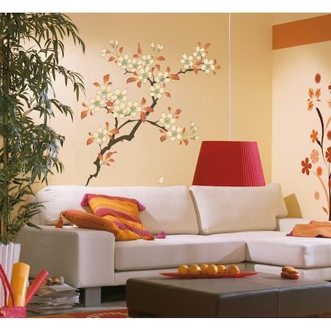 Sakura Branch Wall Decal, Sakura Branch Wall sticker, Sakura Branch wall decor, Sakura Branch Wall Art