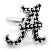 University of Alabama Houndstooth Cufflinks