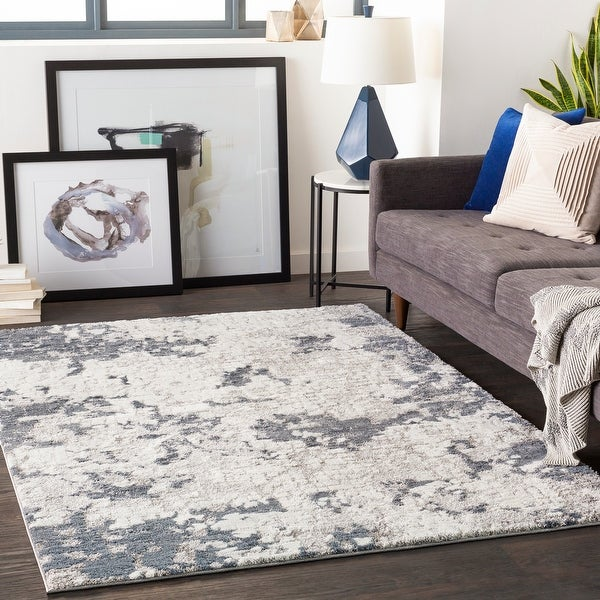 Castello Plush Abstract Area Rug. Opens flyout.