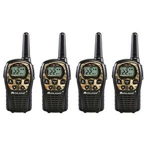 Midland LXT535VP3 (4 Pack) 2Way Radio