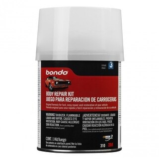 Bondo 310 Auto Body Repair Kit, 1 Pint