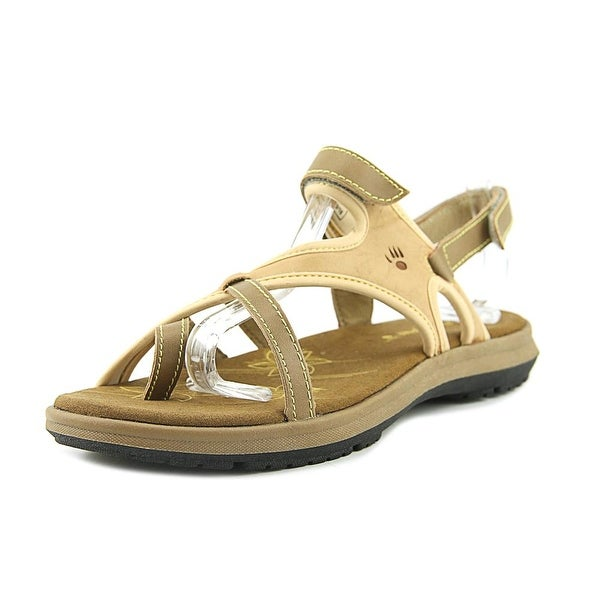 Bearpaw Marlene Women Tan/Yellow Sandals