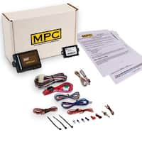 Complete Add-on Remote Start Kit For 2003-2007 Hummer H2 - Uses Factory Remote - w/Bypass Module - Firmware Preloaded