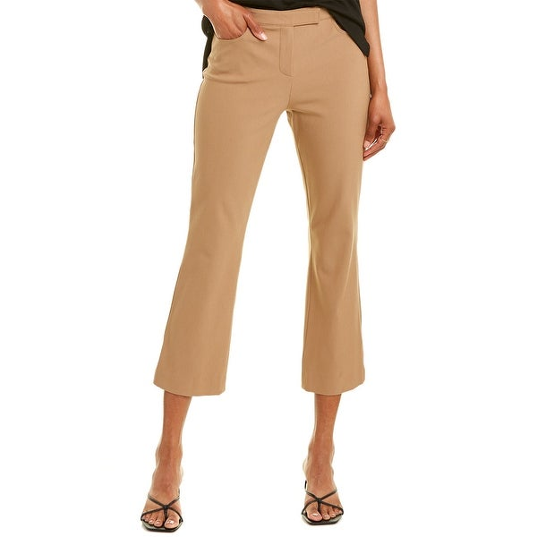 Theory Eco Crop Pant. Opens flyout.