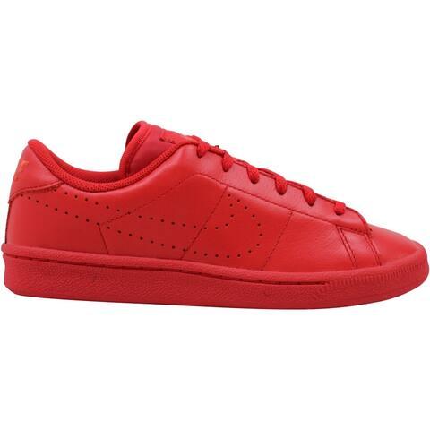 Nike Tennis Classic Premium University Red/Ember Glow 834123-600 Grade-School