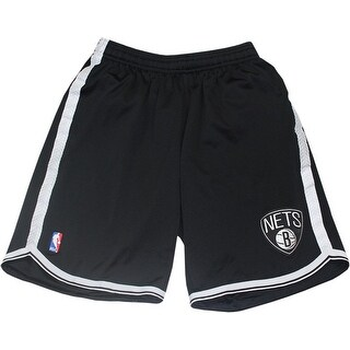 Andray Blatch Uniform Set Brooklyn Nets 20132014 Season Game Used 0 Black and White Jersey and Sho