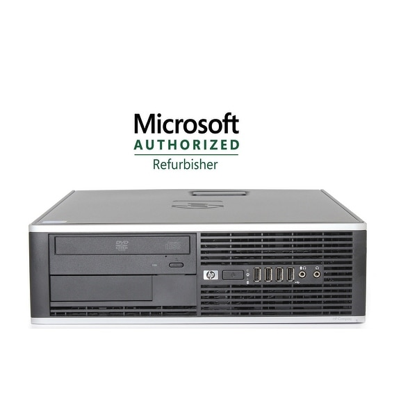 HP 8200 SFF, intel i5 2400, 16GB, 2TB, W10 Pro Refurbished