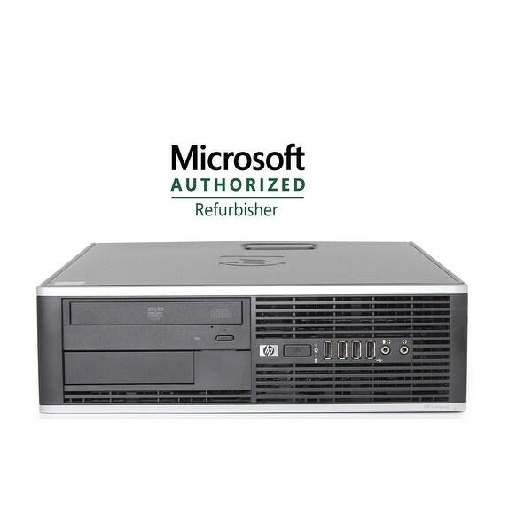 HP 8200 SFF, intel i5 2400, 8GB, 500GB, W10 Pro Refurbished