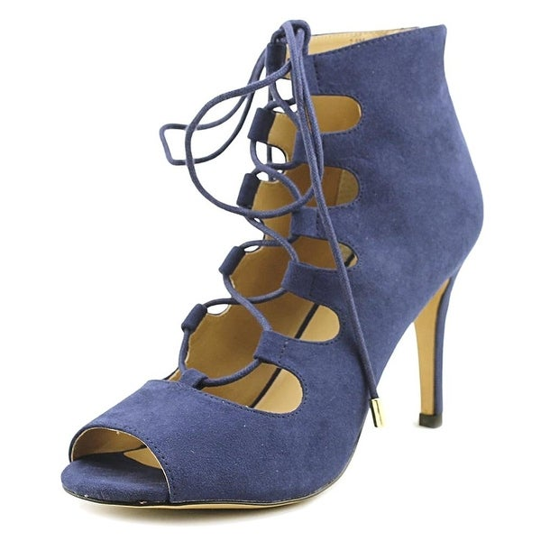 Thalia Sodi Womens Luana Peep Toe Classic Pumps - 6