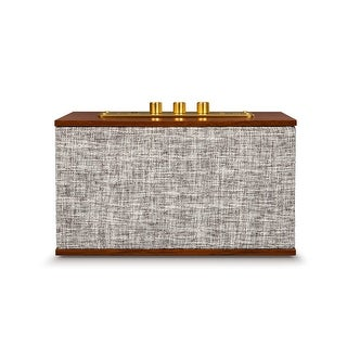 """Link to Octave Bluetooth Speaker - 10 """"W x 5.9 """"D x 6.5 """"H Similar Items in Headphones"""