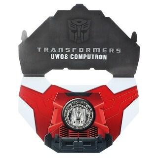 Transformers Unite Warriors UW-08 Computron Collector Coin - multi