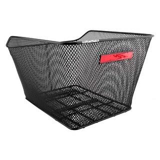 SUNLITE Basket Rear Mesh Ractop Stl 16X13X8Bk - TL-334
