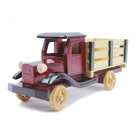 Ford Wood Model Truck