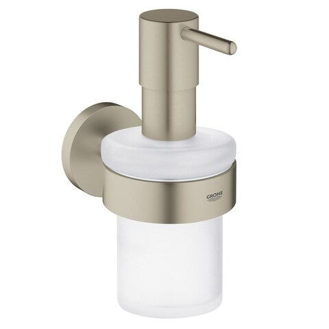 Grohe 40 448 Essentials Wall Mounted Soap Dispenser - n/a