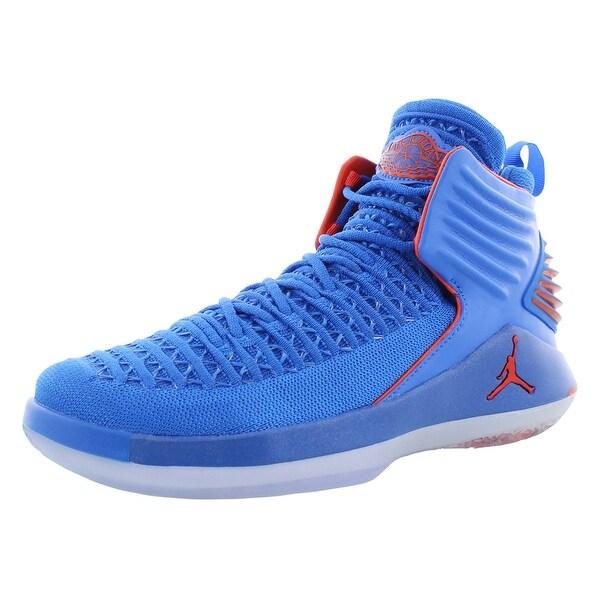the latest 05c89 34b6a Shop Jordan Air Jordan Xxxii Bg Boys Shoes - 5.5 M - Free ...