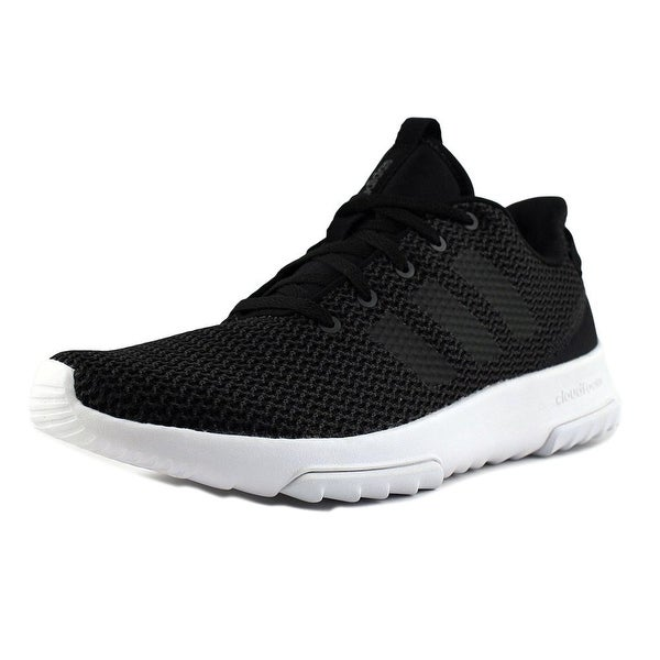 Adidas CF Racer TR Men Round Toe Canvas Black Running Shoe
