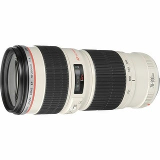 Link to Canon EF 70-200mm f/4L USM Zoom Telephoto Lens Similar Items in Digital Cameras