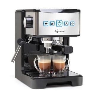 Capresso Ultima PRO Programmable Espresso & Cappuccino Machine,Refurbished