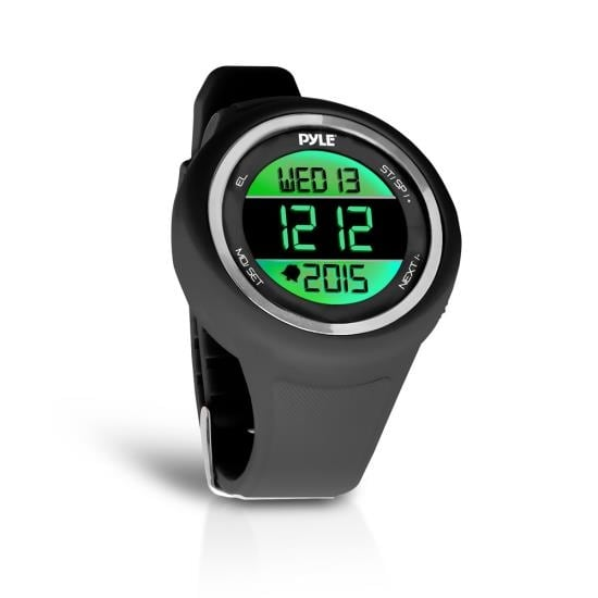 Go Sport Multi-Function Sports Training Watch (Stopwatch, Pedometer, Countdown Timer, Multi-Alarm, Daily Reminders)