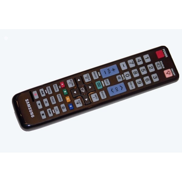 OEM Samsung Remote Control: PN51D6900, PN51D6900D, PN51D6900DF, PN51D6900DFXZA, PN59D6900, PN59D6900D