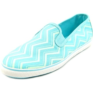 Sperry Top Sider Cruiser Zig Zag Stri Women Round Toe Canvas Loafer