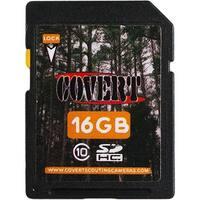 Covert 16 GB SD Memory Card (Single Pack) 16 GB Memory Card