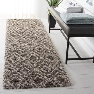 Link to Safavieh Hudson Shag Alitsia Rug Similar Items in Shag Rugs