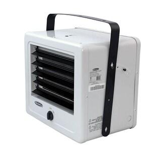 Soleus HI1-50-03 5,000 Watt Electric Garage Heater - White