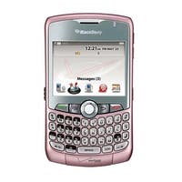 BlackBerry Curve 8330 Replica Dummy Phone / Toy Phone (Pink) (Bulk Packaging)