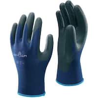 Showa 380XL-09.RT Atlas 380 Nitrile Foam Grip Gloves, X-Large